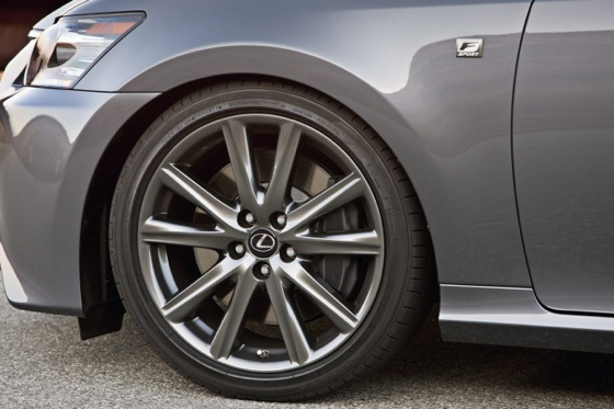2013 Lexus GS 350 F-Sport: Real-World Test featured image large thumb7