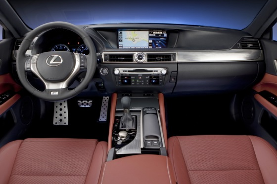 2013 Lexus GS 350 F-Sport: Real-World Test featured image large thumb10
