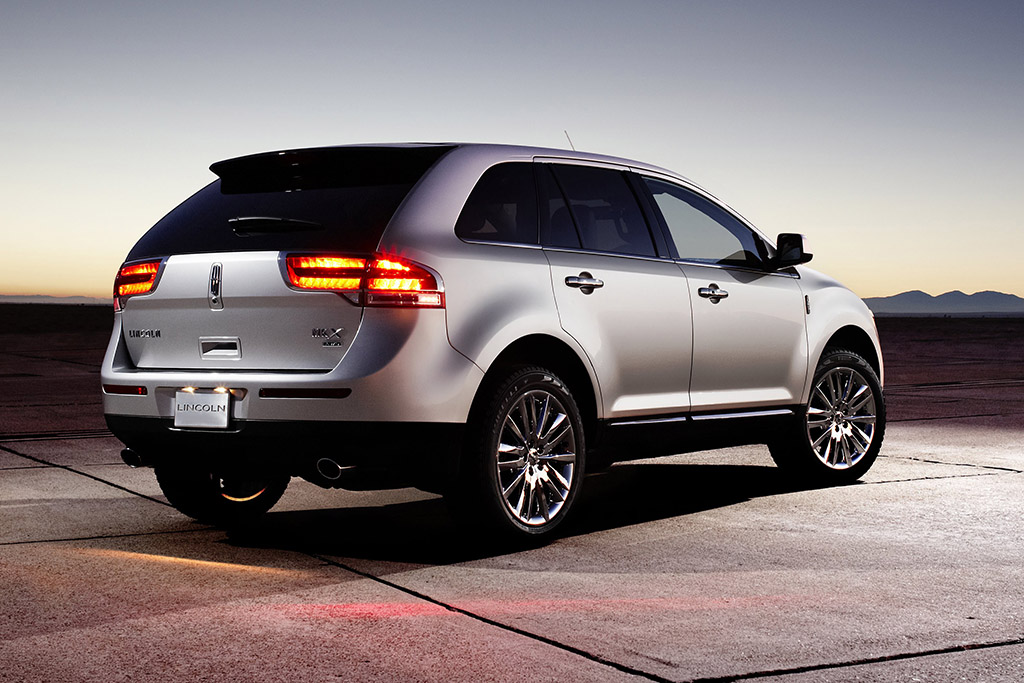 2007-2014 Lincoln MKX