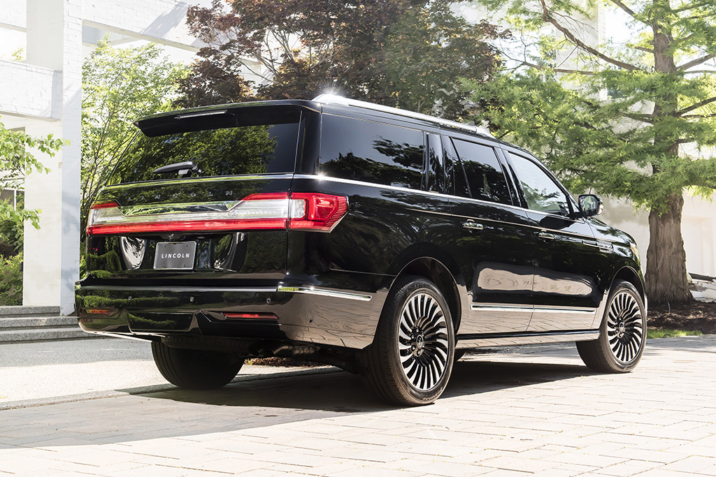 2018 Lincoln Navigator Reliability