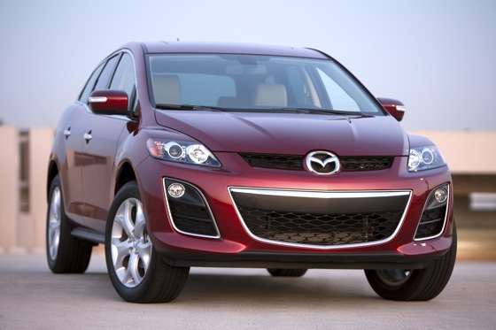 2012 Mazda CX-7: New Car Review featured image large thumb0