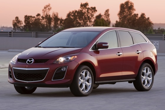 2012 Mazda CX-7: New Car Review featured image large thumb2
