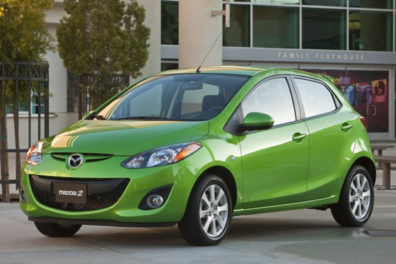 2012 Mazda2: New Car Review