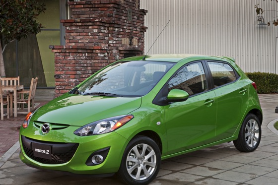 2013 Mazda2: New Car Review featured image large thumb1