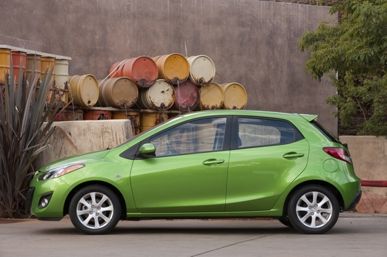 2013 Mazda2: New Car Review featured image large thumb4
