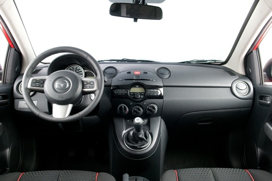 2013 Mazda2: New Car Review featured image large thumb5
