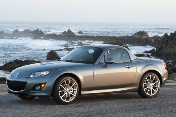2012 Mazda MX-5 Miata: New Car Review