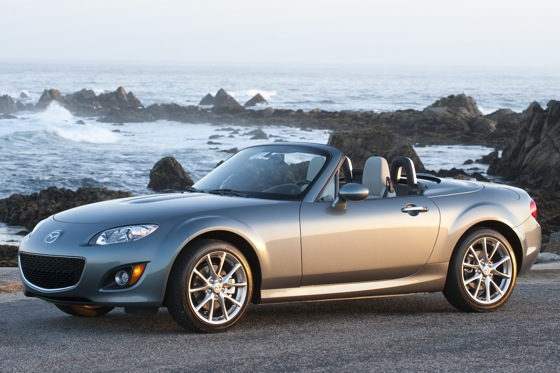 2013 Mazda MX-5 Miata: New Car Review featured image large thumb1