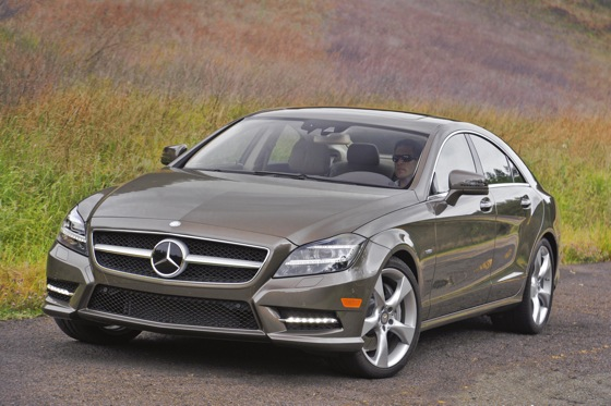 2013 Mercedes-Benz CLS 550: New Car Review featured image large thumb3