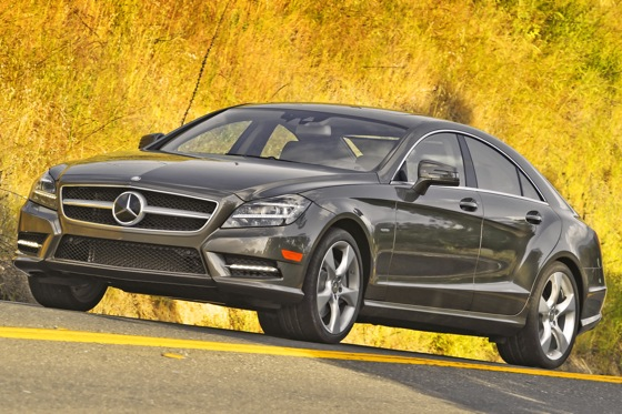 2013 Mercedes-Benz CLS 550: New Car Review featured image large thumb5