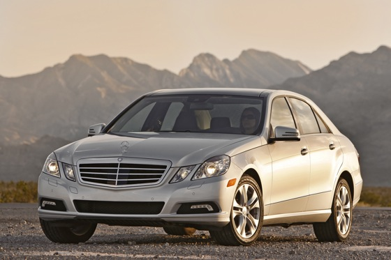 2012 Mercedes Benz E-Class: New Car Review featured image large thumb1