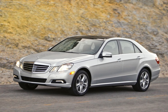 2012 Mercedes Benz E-Class: New Car Review featured image large thumb6