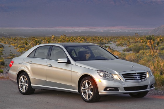 2012 Mercedes Benz E-Class: New Car Review featured image large thumb7