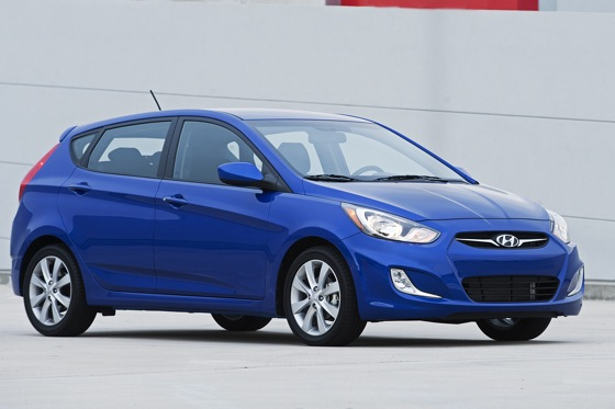 2012 Hyundai Accent: First Drive featured image large thumb9