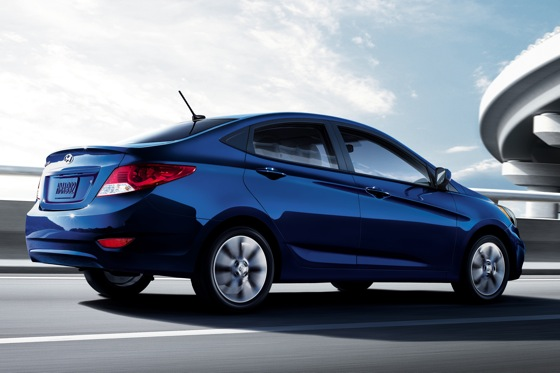 2012 Hyundai Accent: First Drive featured image large thumb12