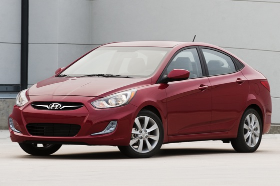 2012 Hyundai Accent - First Drive