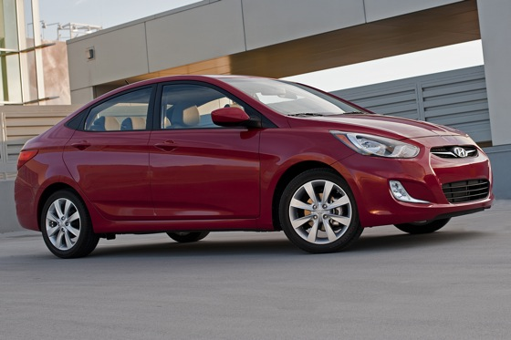 2012 Hyundai Accent: First Drive featured image large thumb1