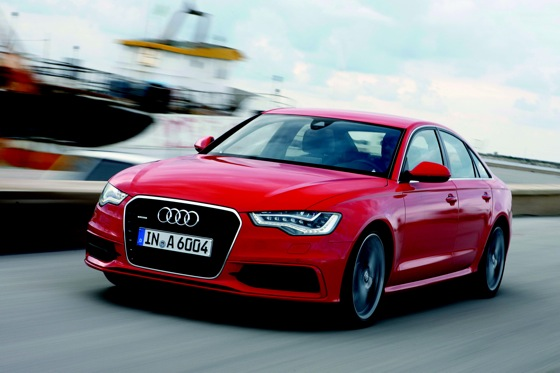 2012 Audi A6 Earns IIHS Top Safety Pick
