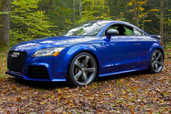 2012 Audi TT RS: New Car Review