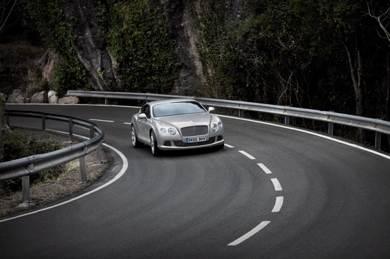 2012 Bentley Continental GT: First Drive featured image large thumb5