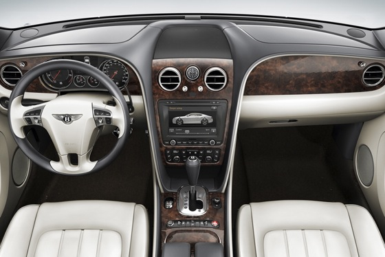 2012 Bentley Continental GT: First Drive featured image large thumb18