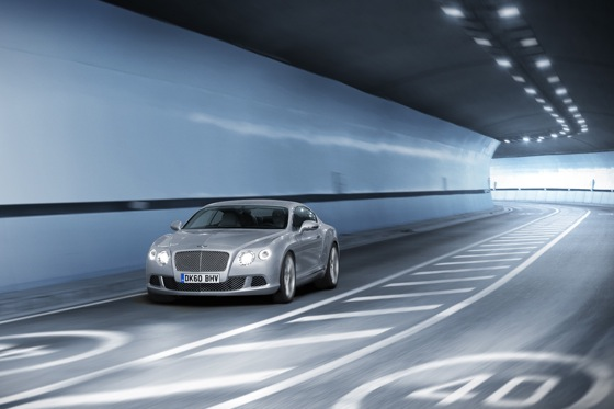 2012 Bentley Continental GT: First Drive featured image large thumb7