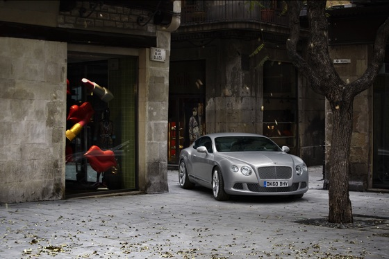 2012 Bentley Continental GT: First Drive featured image large thumb6
