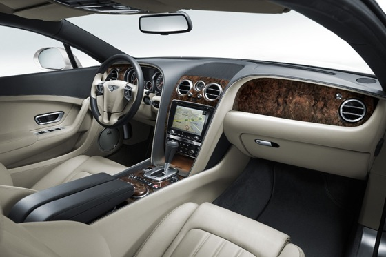 2012 Bentley Continental GT: First Drive featured image large thumb23