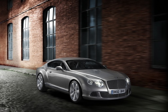 2012 Bentley Continental GT: First Drive featured image large thumb11