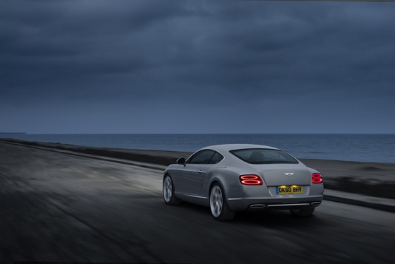 2012 Bentley Continental GT: First Drive featured image large thumb16
