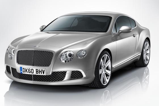 2012 Bentley Continental GT: First Drive