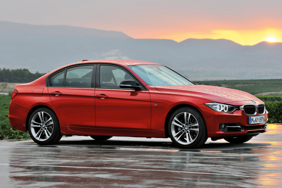 BMW Introduces Sixth-Generation 3 Series Sedan featured image large thumb0