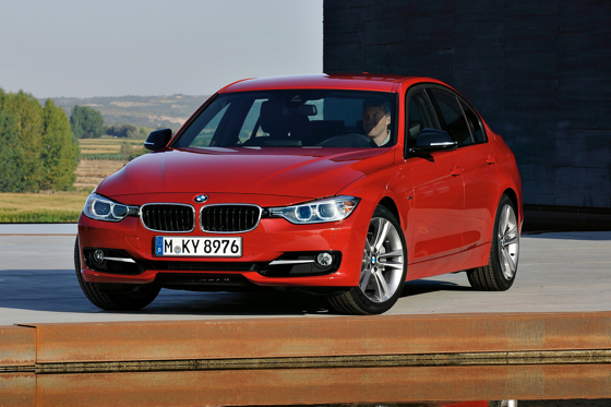 BMW Introduces Sixth-Generation 3 Series Sedan featured image large thumb2