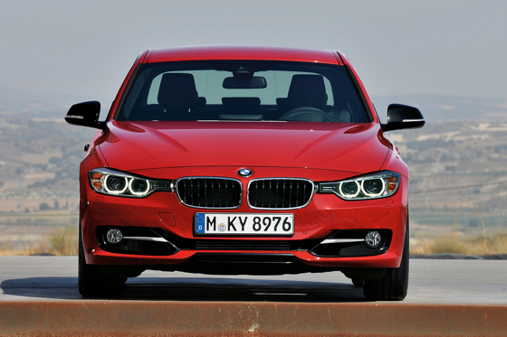 BMW Introduces Sixth-Generation 3 Series Sedan featured image large thumb5
