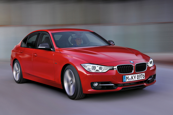 BMW Introduces Sixth-Generation 3 Series Sedan featured image large thumb7