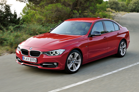 BMW Introduces Sixth-Generation 3 Series Sedan featured image large thumb9