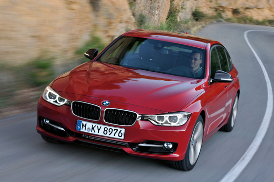 BMW Introduces Sixth-Generation 3 Series Sedan featured image large thumb11