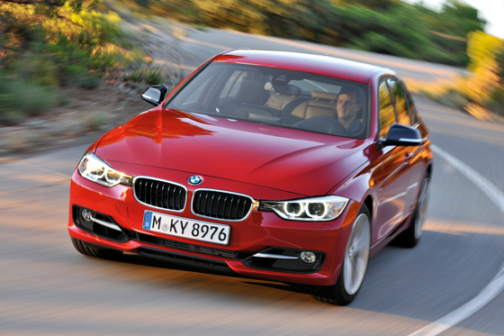 BMW Introduces Sixth-Generation 3 Series Sedan featured image large thumb12