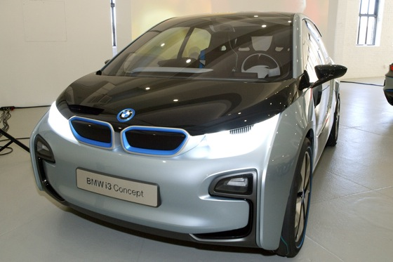 2013 BMW i3: New York City Launch featured image large thumb1