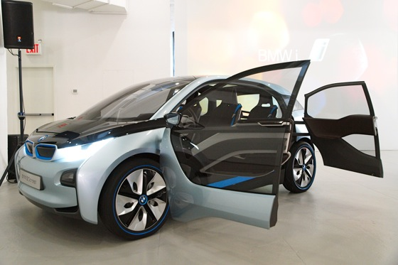 2013 BMW i3: New York City Launch featured image large thumb4