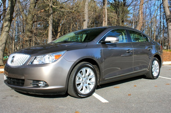 2012 Buick LaCrosse: New Car Review