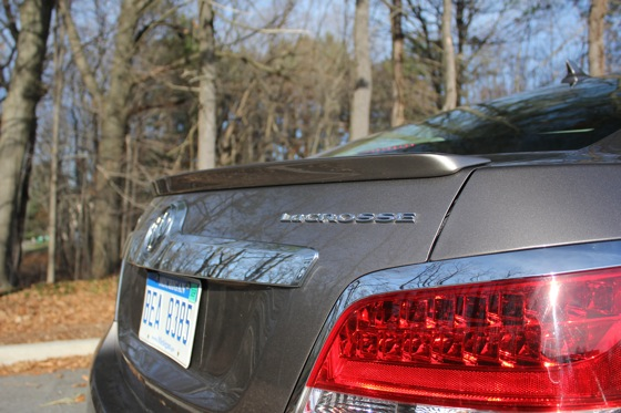 2013 Buick LaCrosse: New Car Review featured image large thumb8
