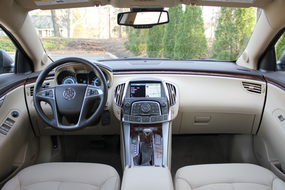 2013 Buick LaCrosse: New Car Review featured image large thumb15