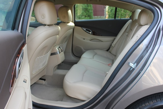 2013 Buick LaCrosse: New Car Review featured image large thumb23