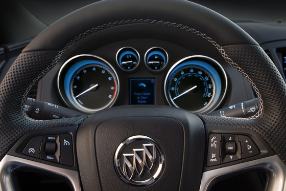 2012 Buick Regal: New Car Review featured image large thumb6