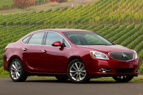 2012 Buick Verano: First Drive featured image large thumb2