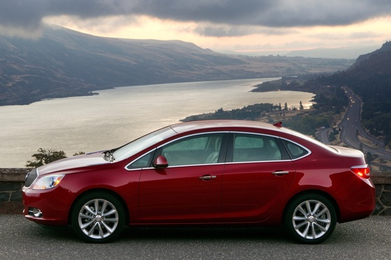 2012 Buick Verano: First Drive featured image large thumb3