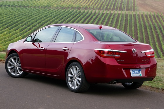 2012 Buick Verano: First Drive featured image large thumb6