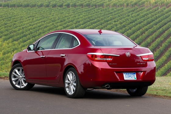 2012 Buick Verano: First Drive featured image large thumb7
