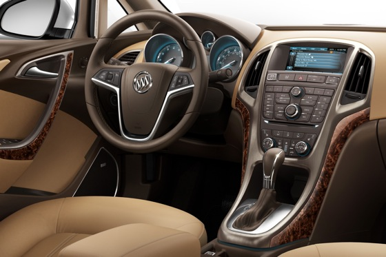 2012 Buick Verano: First Drive featured image large thumb10